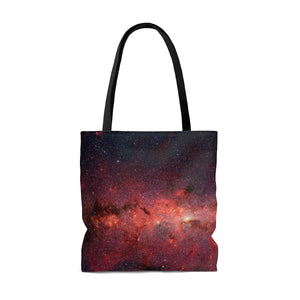 Univers AOP  Tote Bag
