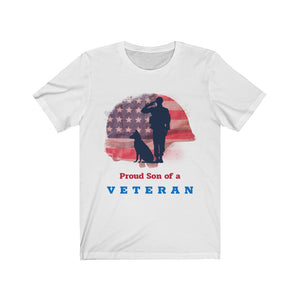 Proud Son of a Veteran Shirt