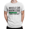 Muscle Car Knowledge Muscle Car Shirt