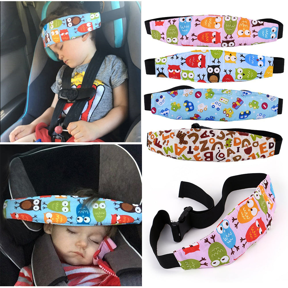 Child Car Safety Seat Head