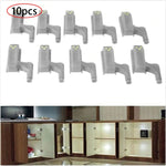 Universal Under Cabinet LED Light Cupboard Closet Wardrobe Inner Hinge LED Sensor