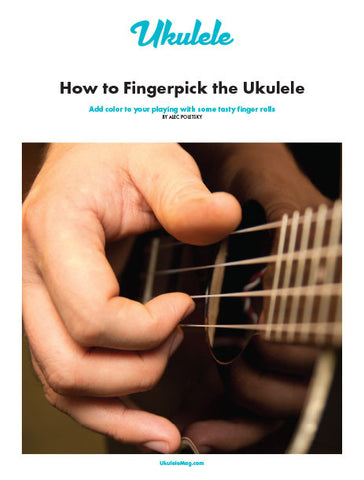 How to Fingerpick the Ukulele