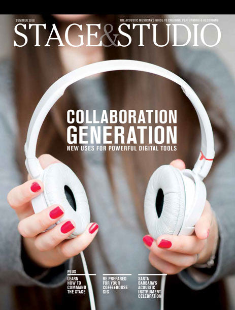 Digital Magazine: Stage & Studio Summer 2016