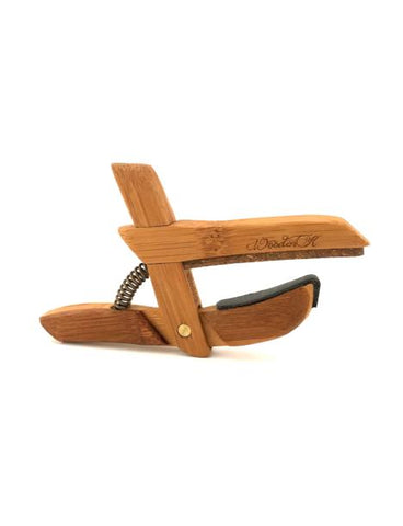 Adjustable Bamboo Capo