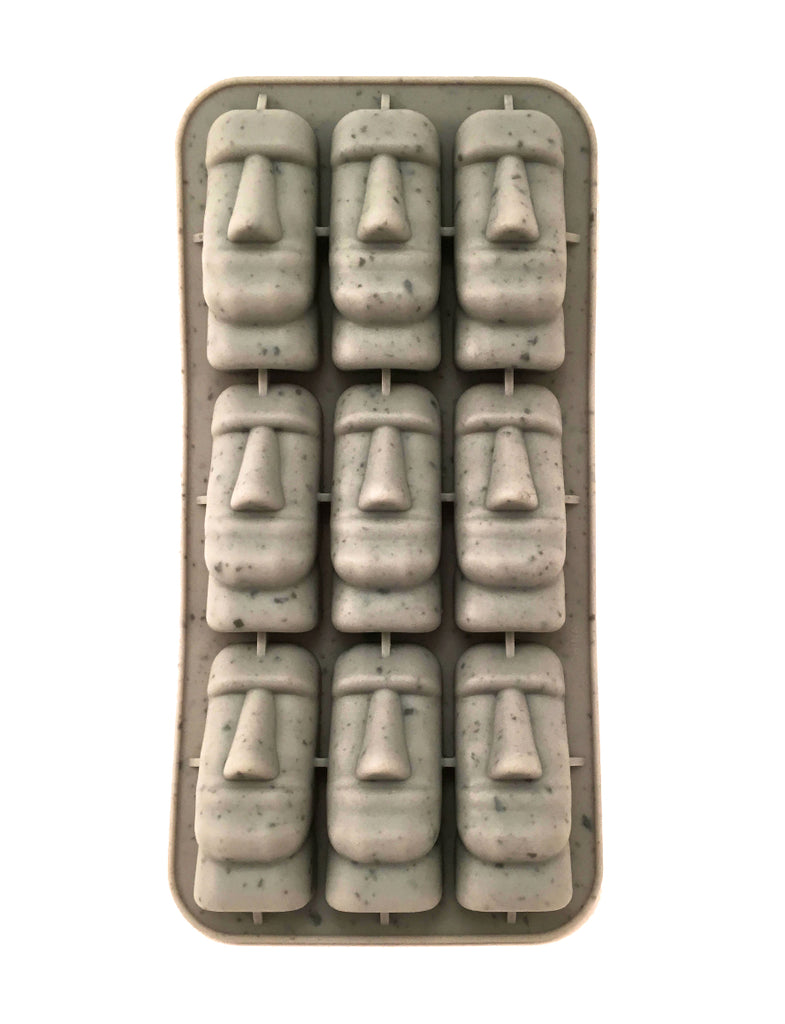 Stone Cold — Tiki Ice Cube Tray
