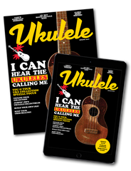 Ukulele Magazine Subscription - Newsletter Welcome Offer