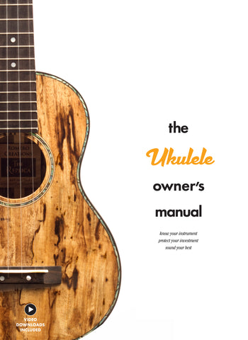 Ukulele Owner's Manual