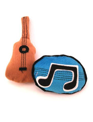 Ukulele Pet Toy Duet