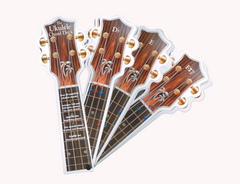 The Ukulele Chord Deck