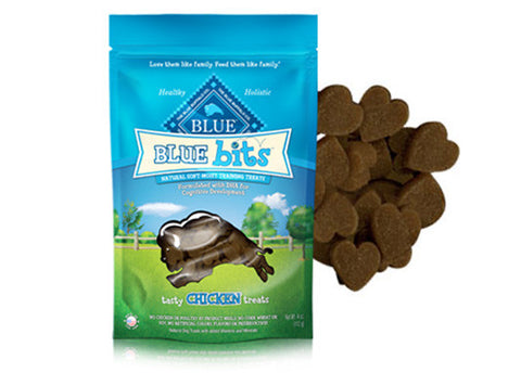 Blue Bits Training Treats
