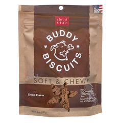 Soft & Chewy Buddy Biscuits