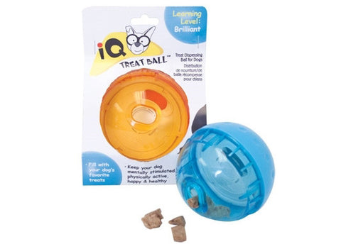 Smarter Toys IQ Treat Ball Dog Toy