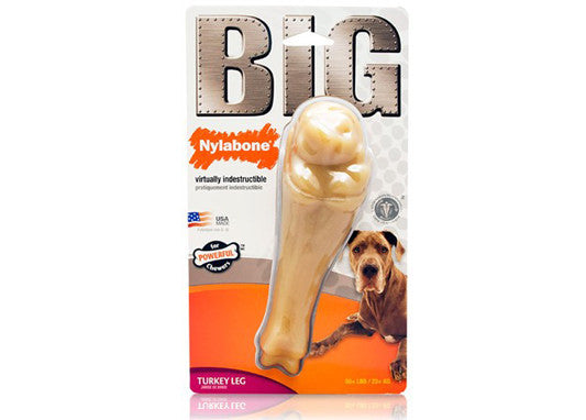 Nylabone BIG Turkey Leg