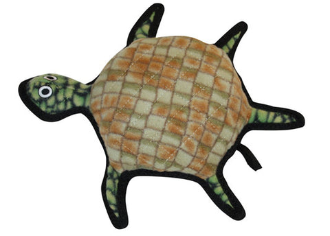 Tuffy Burtle the Turtle Sea Creature Dog Toy