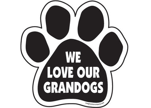 We Love Our Grandogs