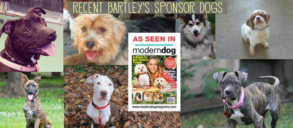 Bartley's for dogs