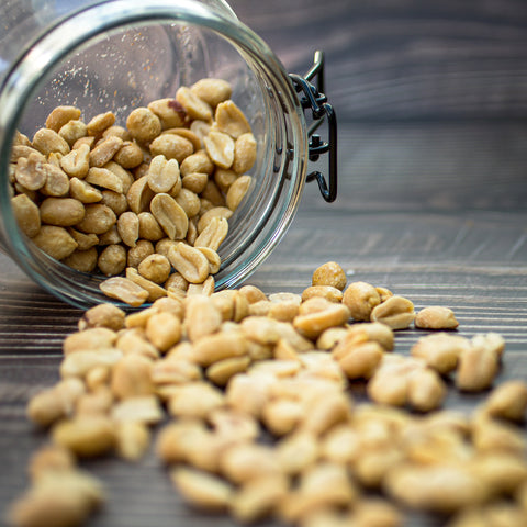 craft baked sea salted nuts real handful