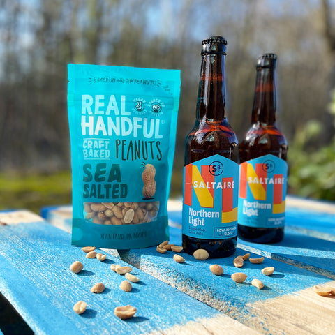Saltaire and Real Handful