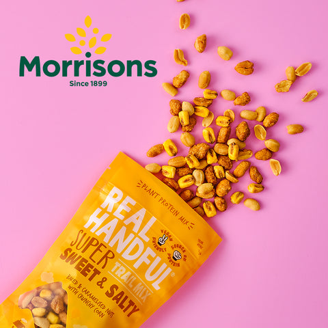 sweet and salty trail mix morrisons