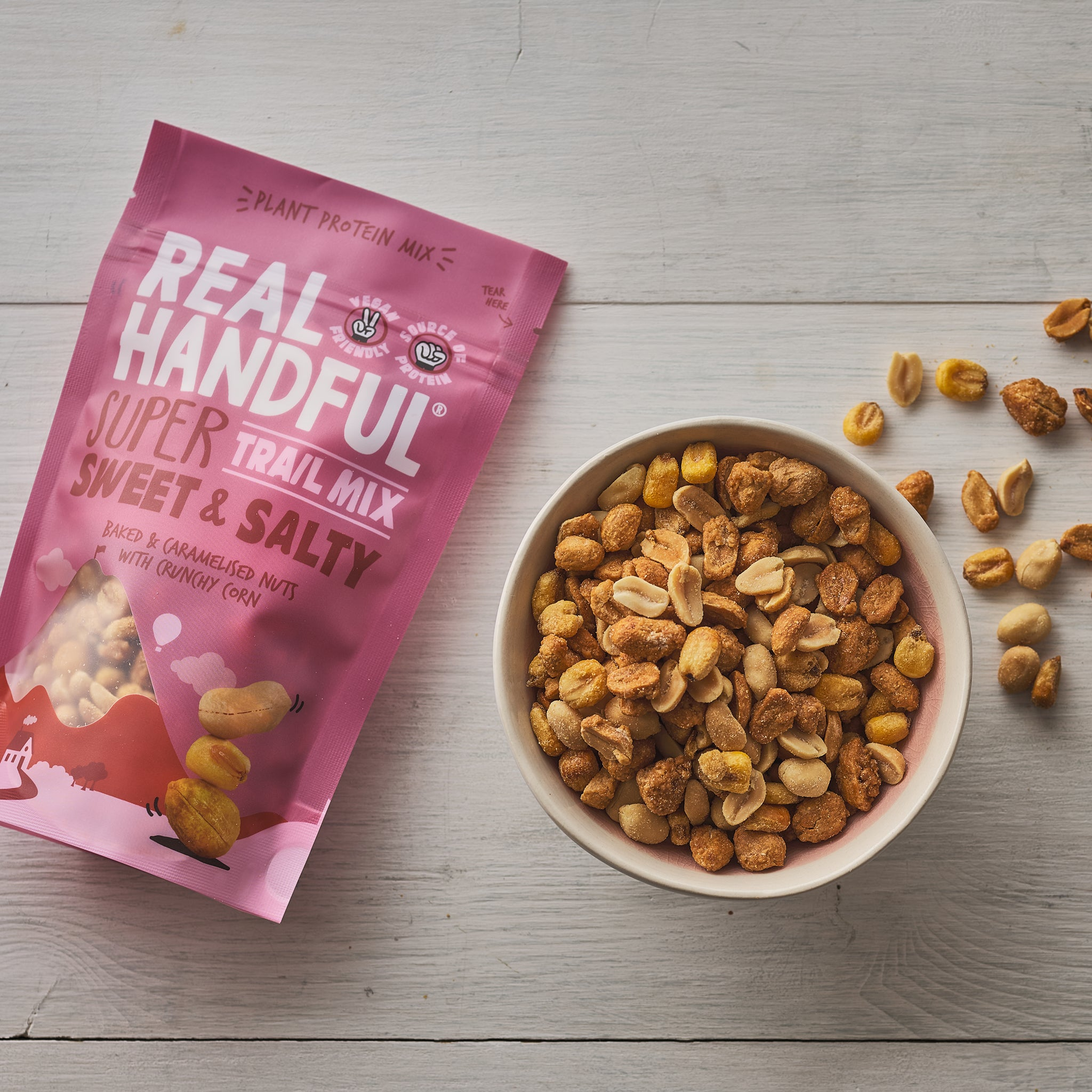 Sweet and Salty Trail Mix (5 x 112g)