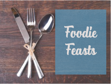 Recipe bundle: Foodie Feasts