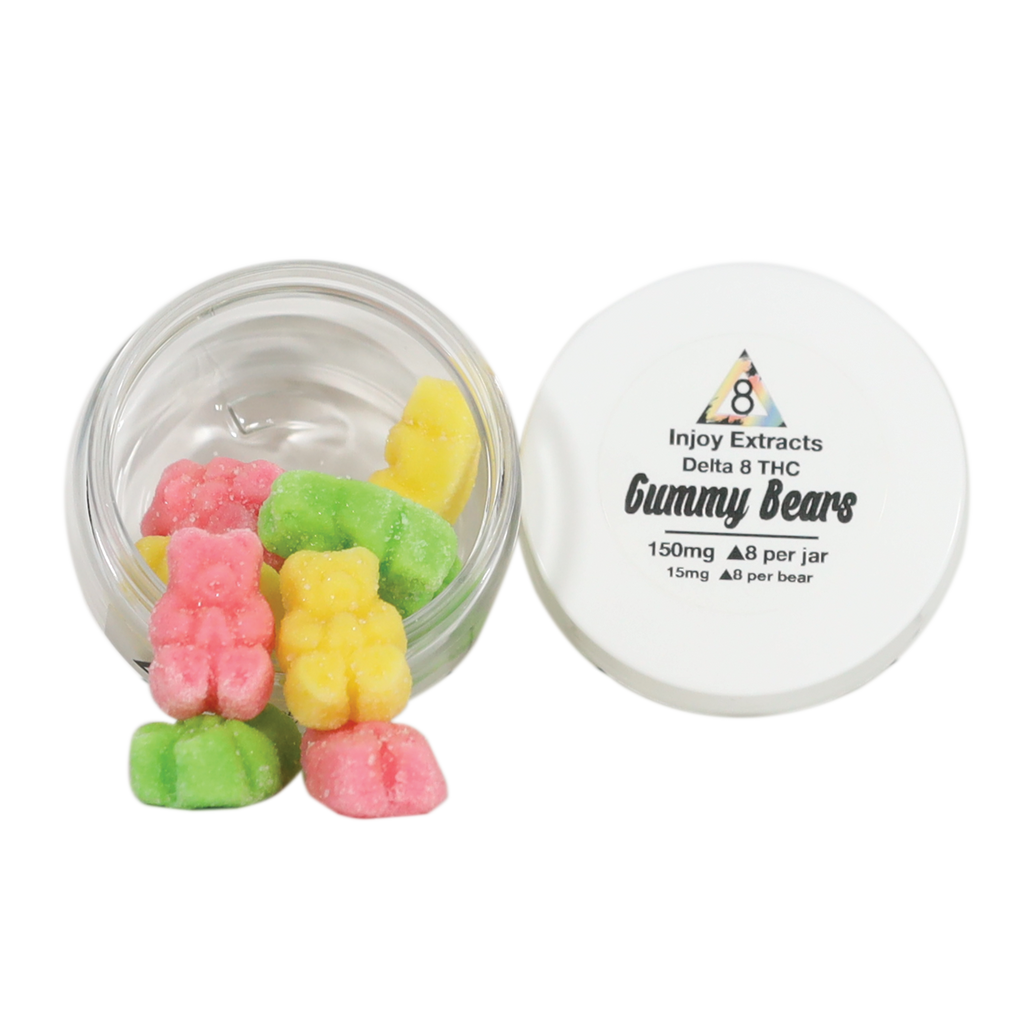 Delta 8 Gummy Bears - Good CBD Online Store