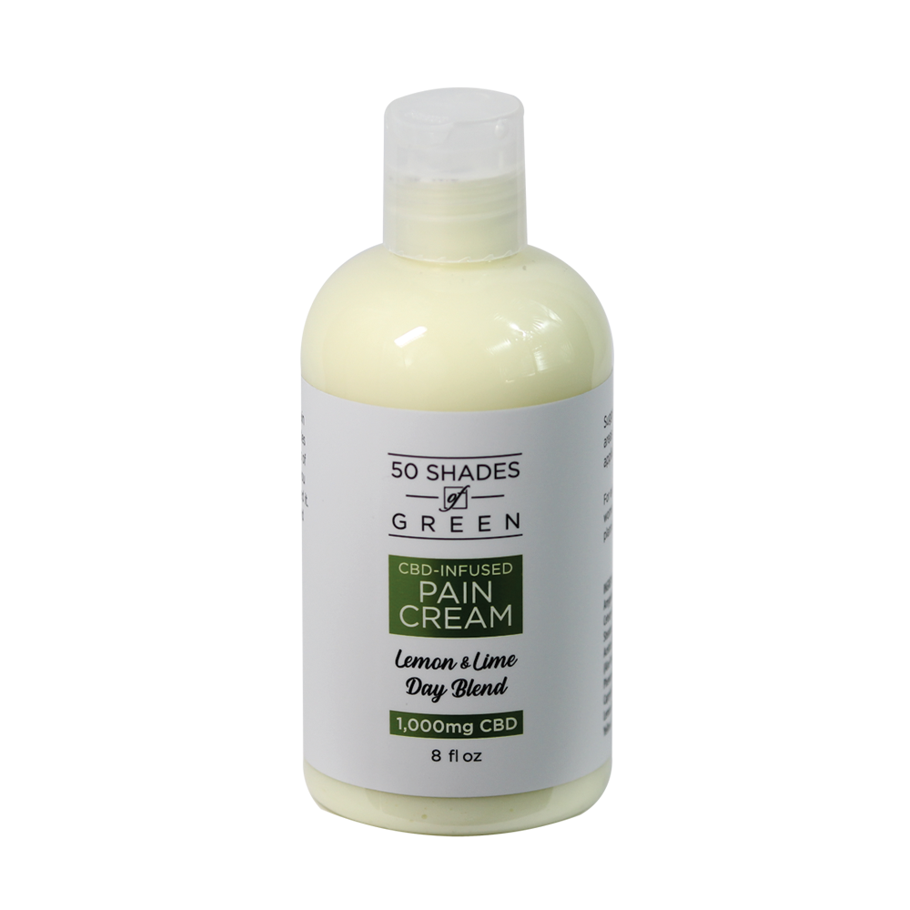Hemp Pain Cream - 1000mg - Good CBD Online Store