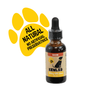 Hemp Oil For Pets | Bacon Flavored - Good CBD Online Store