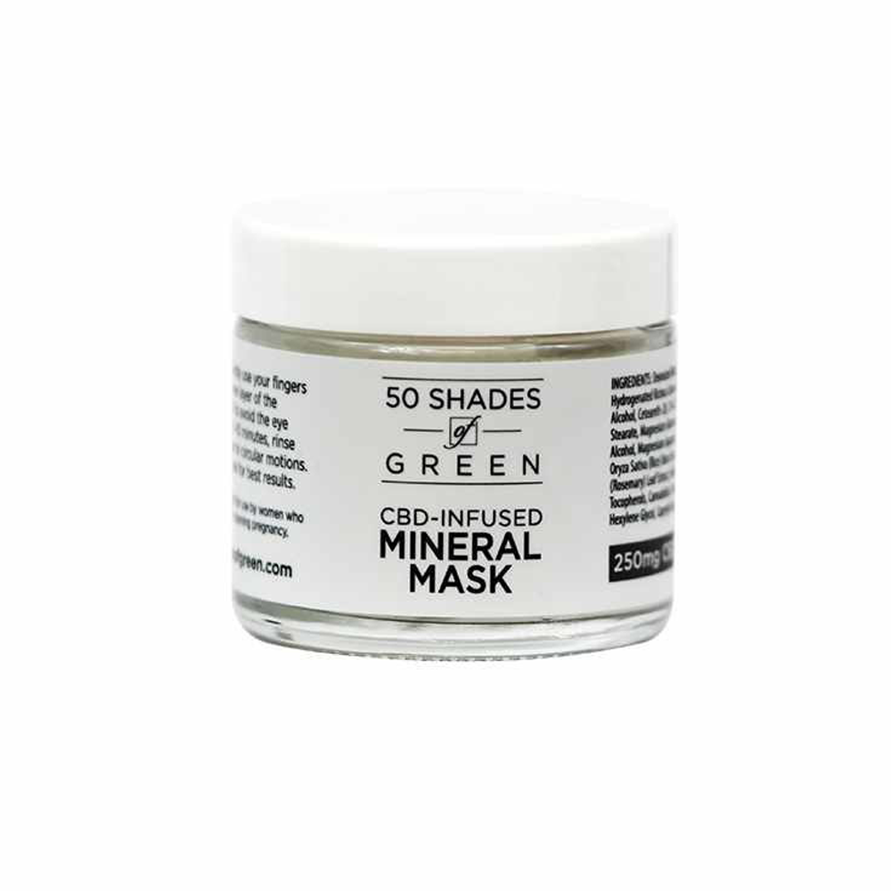 Hemp Face Mask - Good CBD Online Store