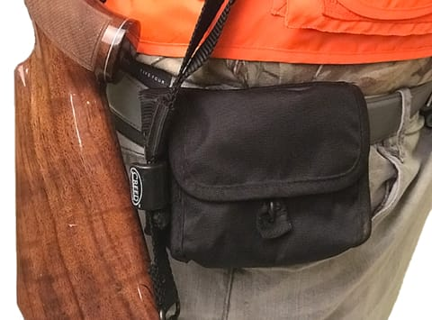 Sling Saddle Pouch w Clip