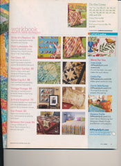 American Patchwork & Quilting April 2009 Issue 97