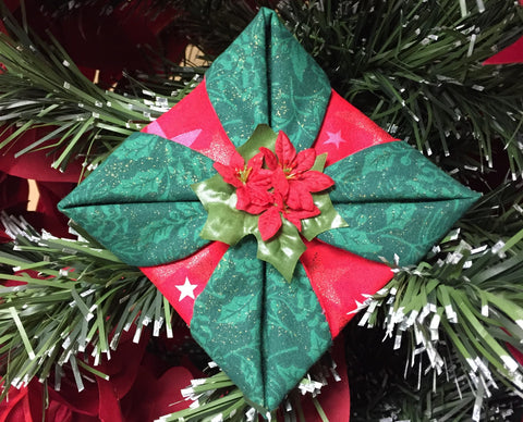 Cathedral Star Christmas Ornament Kit