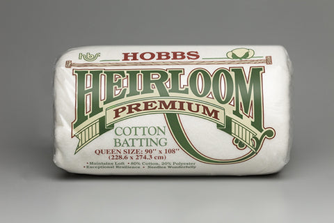 Hobbs 80/20 batting by the yard