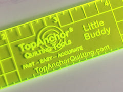 "Little Buddy 6"" Ruler"