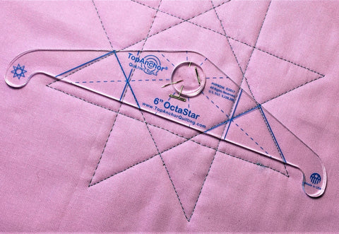 OctaStar FM Free Motion Quilting Templates