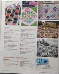 McCall's Quilting May/June 2014