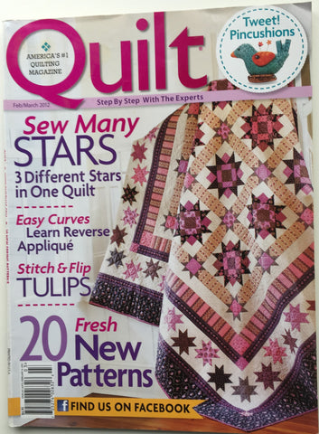 Quilt Feb/March 2012