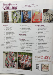 Fons & Porter's Love of Quilting July/August 2012