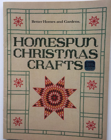Homespun Christmas Crafts 1983