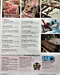 McCall's Quilting November/December 2012
