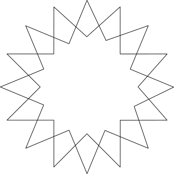 Star Quilting Templates & Patterns