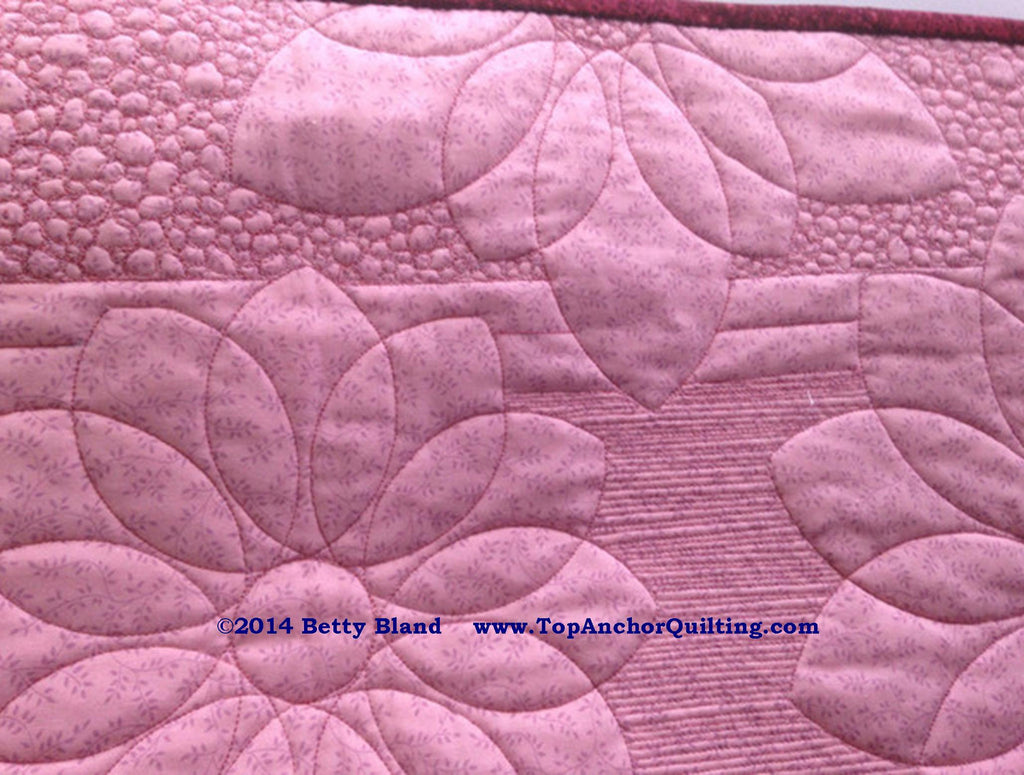 Dahlia Quilting Templates & Patterns