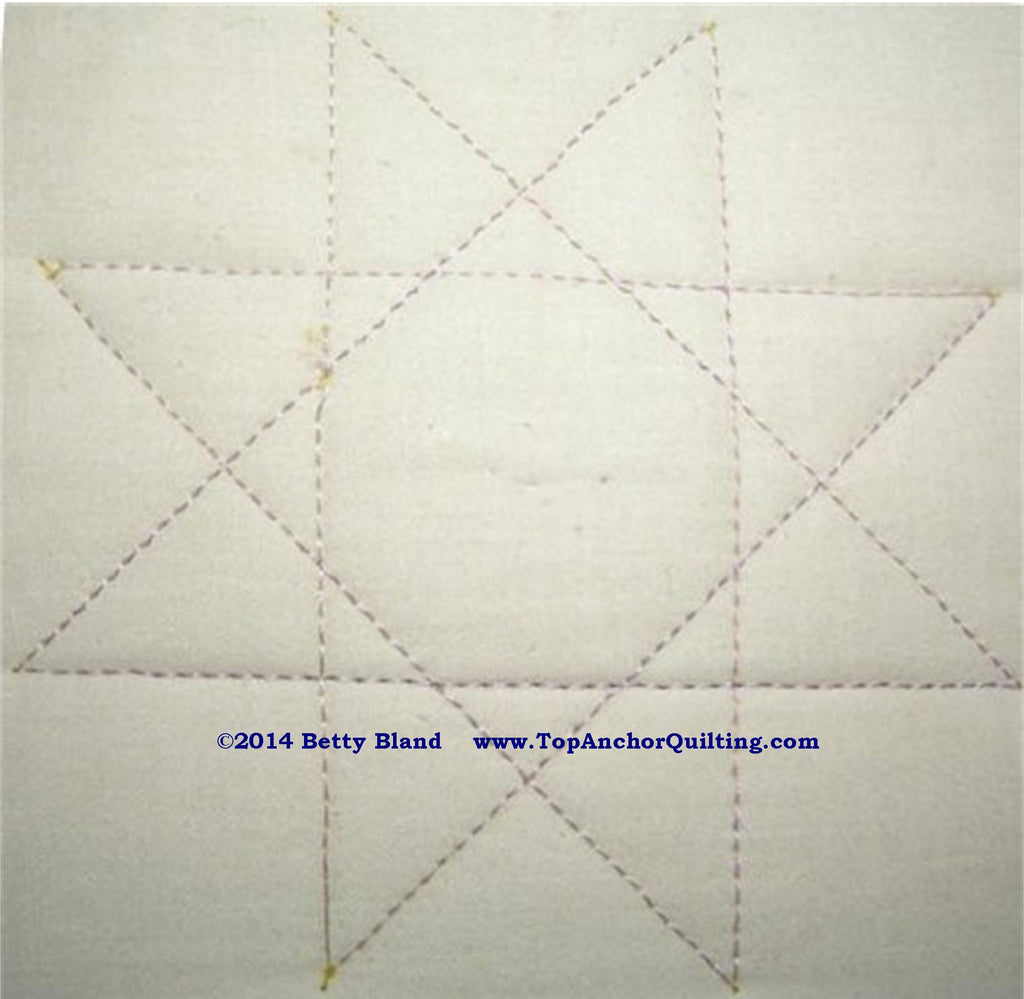 Eight-Point Star Machine Quilting Template – TopAnchor Quilting Tools : templates for quilting - Adamdwight.com