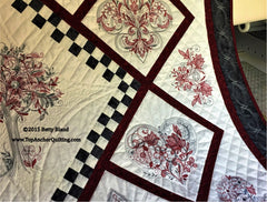 Longarm Quilting Services