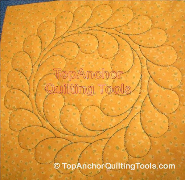 Quilting Patterns together with Celtic Knot Template furthermore Baptist Fan Quilting Template likewise Celtic Knot Template in addition Feather Wreath Template. on baptist fan quilting template