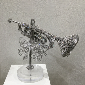 "The Flight of The Trumpet"" by Time Mcclendon 