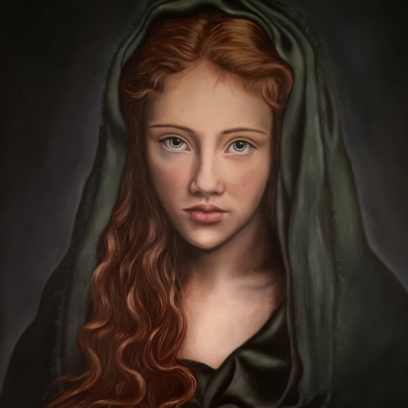 """Angelica"" by Renata Bosnjak 