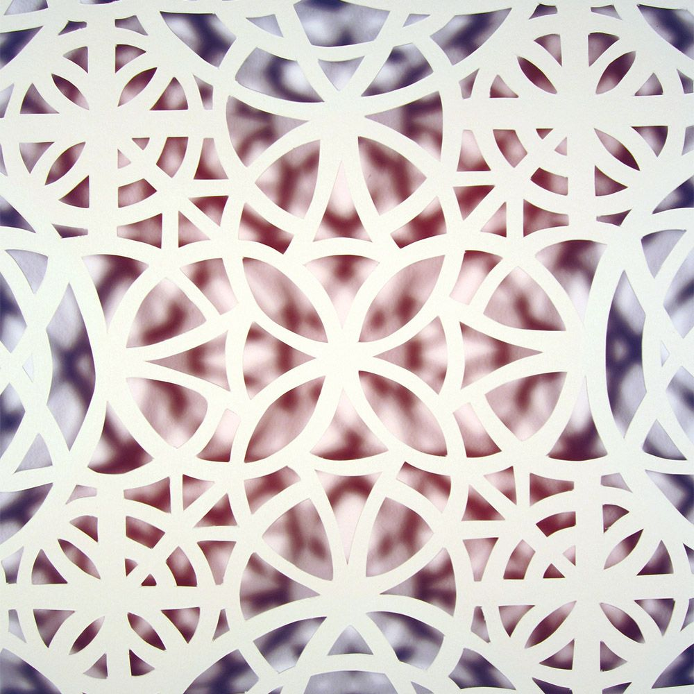 """SmPapercuts:CobaltCad"" by Reni Gower 