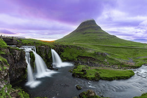 """Kirkjufellsfoss"" by Armand Nour 
