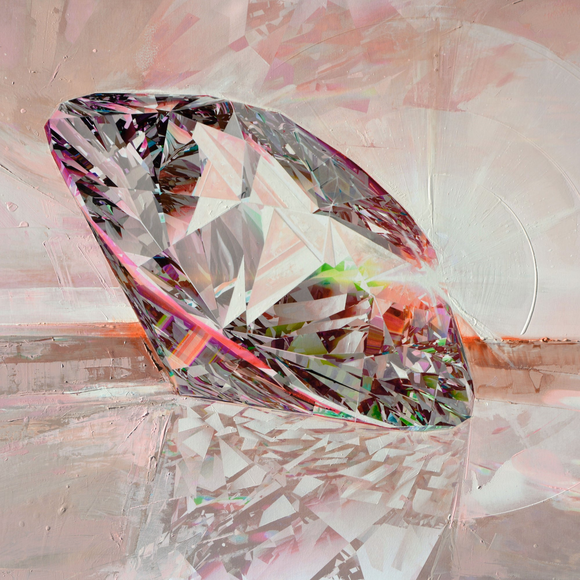 """Diamond In The Pink"" by Cliff Kearns 